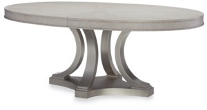 Furniture Rachael Ray Cinema Oval Expandable Dining Table