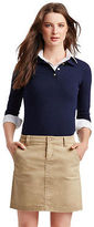 Aeropostale Womens Pocketed 15in; Uniform Skirt