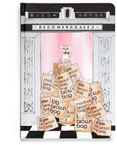 Bloomingdale's DINKS Dog in Elevator Notebook - 100% Exclusive