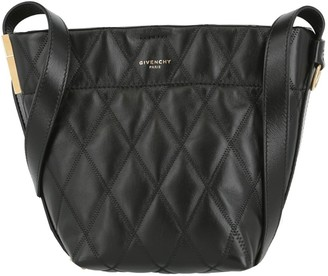 Givenchy GV3 Quilted Leather Bucket Bag