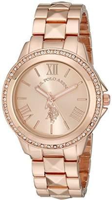 U.S. Polo Assn. Women's USC40078 Bracelet Watch