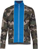Valentino Camouflage-print jacket