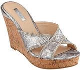 GUESS Eleonora Platform Wedge Sandals
