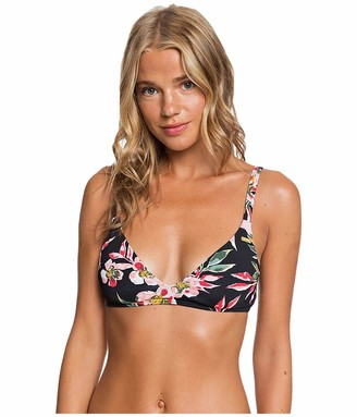 Roxy Women's Surf Fixed Tri Swim Top