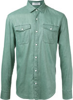 Cerruti longsleeve shirt - men - Cotton - S