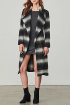 BB Dakota Sisson Plaid Coat