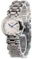 Longines 'Prima Luna' analog watch