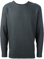 Lemaire longsleeve T-shirt - men - Cotton/Cashmere - 50