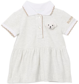 Burberry Kids Thomas Bear Dress and Bloomers Set