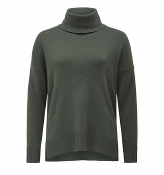 Forever New Madison Roll Neck Knit Jumper