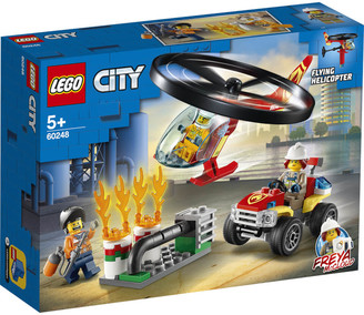 Lego City Fire: Fire Helicopter Response (60248)