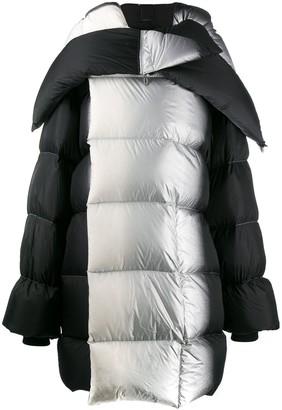 Rick Owens Oversized Padded Coat