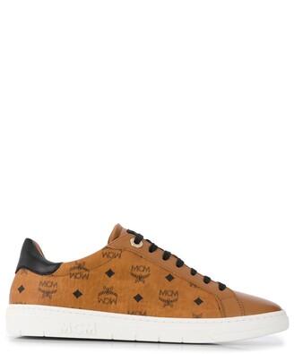MCM Terrain derby sneakers