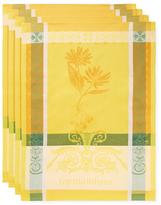 Garnier Thiebaut Topinambour Kitchen Towels (Set of 4)