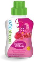 Sodastream Cranberry Raspberry SodaMix - 4 pack