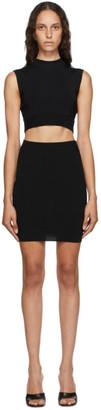 GAUGE81 Black Mao Dress