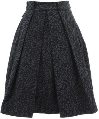 Preen Line Multicolour Cotton Skirt for Women