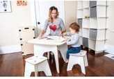 Sprout Kid's Table and 2 Stools Set