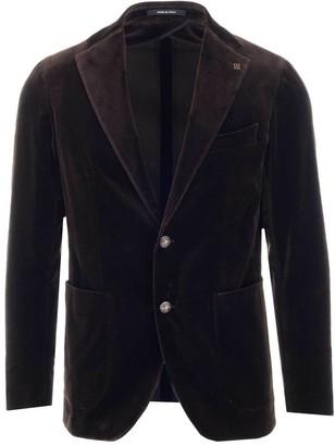 Tagliatore Single Breasted Jacket