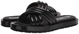 McQ Venture Slide (Black) Women's Shoes