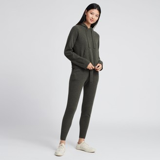 Naadam Cashmere Tracksuit Jogger Olive