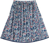Cath Kidston Little Village Midi Skirt