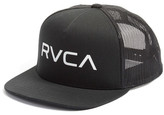 RVCA &Dano& Logo Trucker Hat