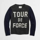 J.Crew Factory Factory boys' tour de force sweater