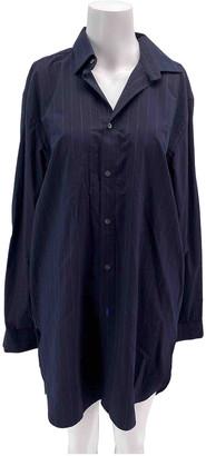 Etudes Studio Navy Wool Tops