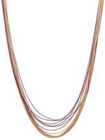 """Cara Accessories 36"""" Multi-Strand Necklace"""