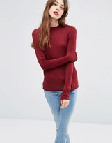 Asos Sweater With Crew Neck in Soft Yarn
