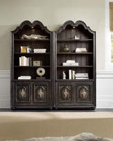 Hooker Furniture Vetrano Bunching Bookcase