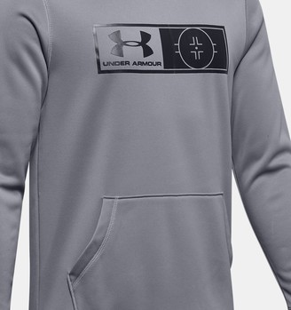 Under Armour Boys' UA Hockey Hoodie
