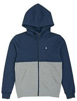 Volcom Hoodies Single Stone Division Hoody - Smokey Blue