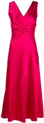 Pinko Ruched Dress