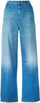 Closed flared jeans - women - Cotton/Polyester/Spandex/Elastane - 26