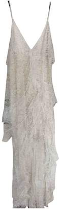 Alice + Olivia Alice & Olivia White Lace Dress for Women