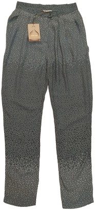 Stine Goya Grey Viscose Trousers