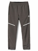 Gap GapFit kids reflective zip pants