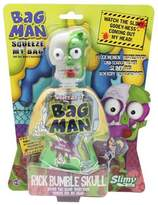 Slimy Putty Slimy Scary Bag Man Squeezy Putty 180G Pack - Rick Bumble Skull
