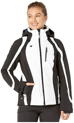 Obermeyer Jette Jacket (Black) Women's Clothing