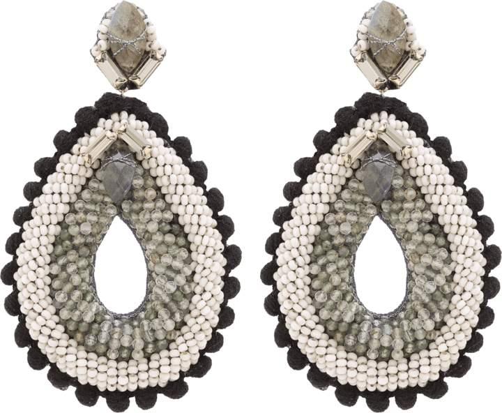 Deepa Gurnani Aliza Earrings