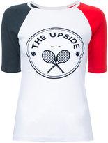 The Upside colour block T-shirt