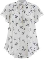 Zimmermann Frill Swing Top