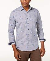 Tasso Elba Men's Paisley Shirt, Created for Macy's