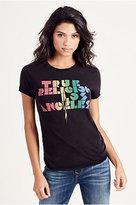 True Religion Tr La Womens Tee