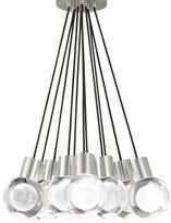 Tech Lighting Mina 11 Light Chandelier