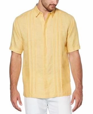 Cubavera Multiple Tuck Shirt