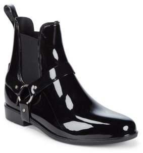 Lauren Ralph Lauren Patent Chelsea Boots