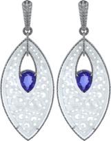 INBAR Carved Earrings